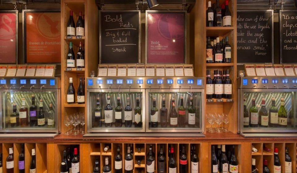 A Wondrous New Wine Bar Is Taking Over A Former Bank In Birmingham This October