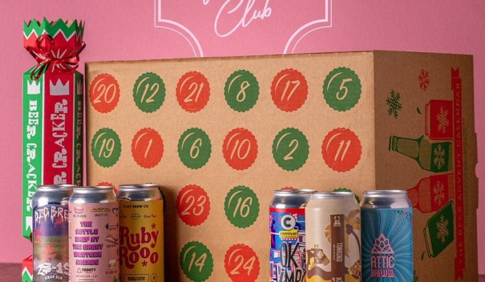 This Birmingham Cocktail Bar And Bottle Shop Has Launched A Boozy Craft Beer Advent Calendar