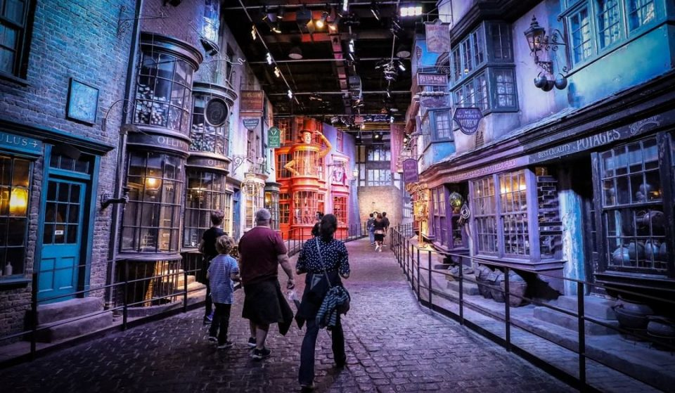 The Second 'Making Of Harry Potter' Theme Park Will Only Be A Nine-Hour Flight From Brisbane