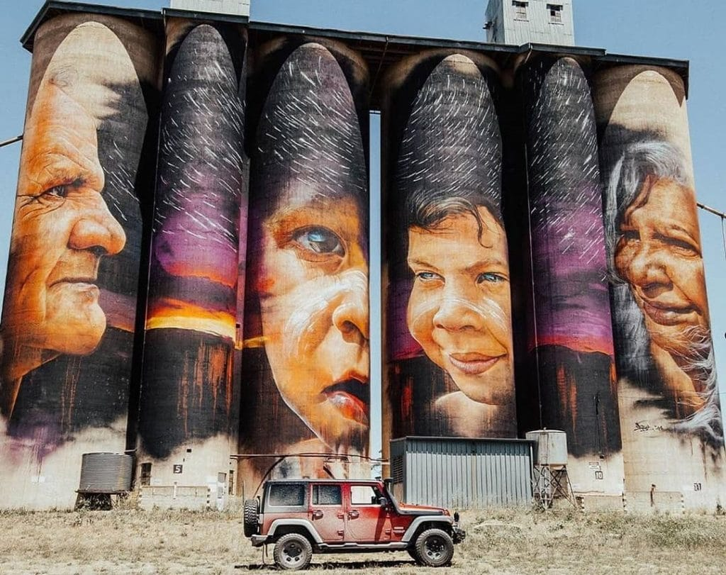 Make Sure You See One Of These Grain Silos On Your Next Country Road Trip