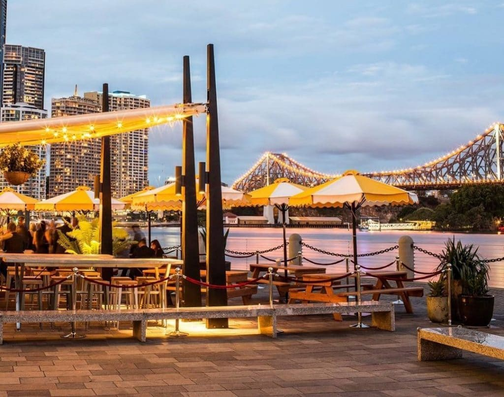 6 Brisbane Venues Displaying Their COVID-Safe Plan So You Can Eat And Drink Upright