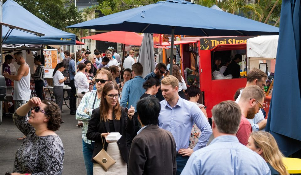 Give In To Your Thursday Lunch Cravings At The Milton Mini Markets