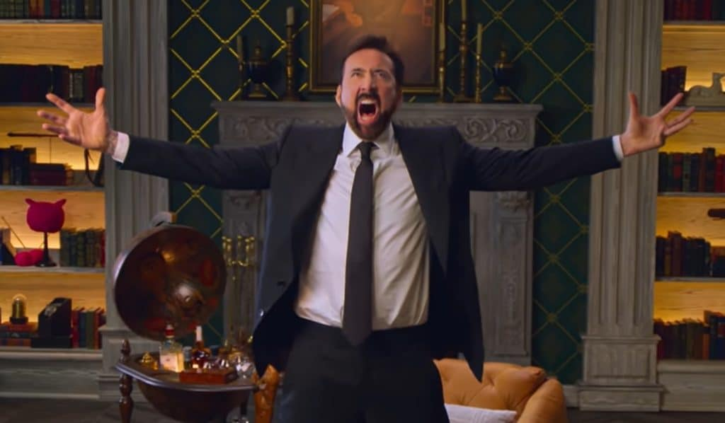 Nicolas Cage Will Explore The History Of Swear Words In Netflix's Newest Show