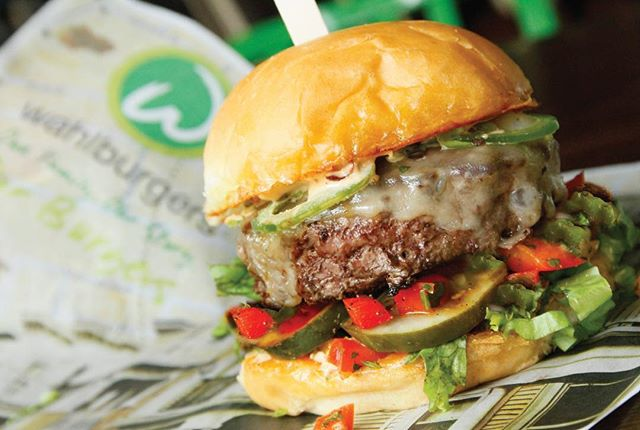 Mark Wahlberg's Burger Chain Is Opening In Brisbane This Year