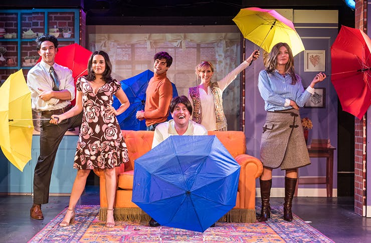 'FRIENDS – The Musical Parody' Has Set Brisbane Dates And We Are CLAPPING