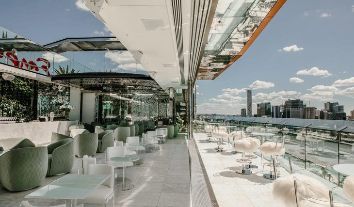 This Rooftop Bar Is Your New Sunday Sanctuary With Live Music And Cocktails · The Terrace By Emporium Hotels
