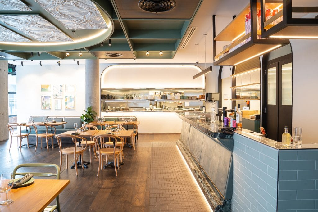 You Can Visit Northern Italy Without Ever Leaving Fortitude Valley · La Costa Restaurant