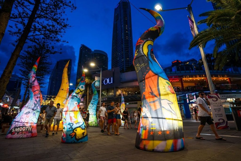 This Free Arts Festival Will Turn Surfers Paradise Into A Botanical Wonderland