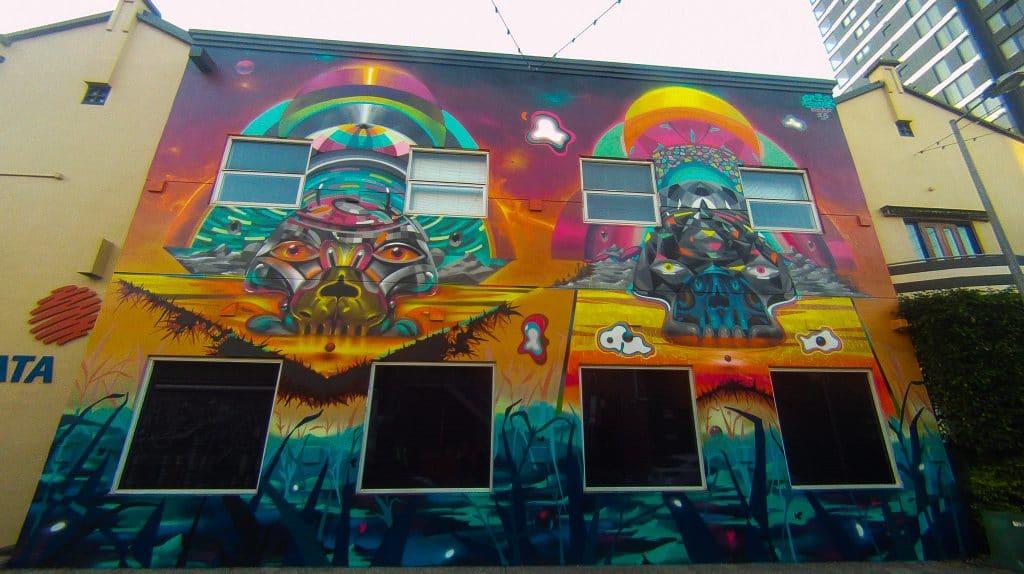 The Brisbane Street Art Festival Is Underway With Murals, Parties, Workshops And Artist Talks