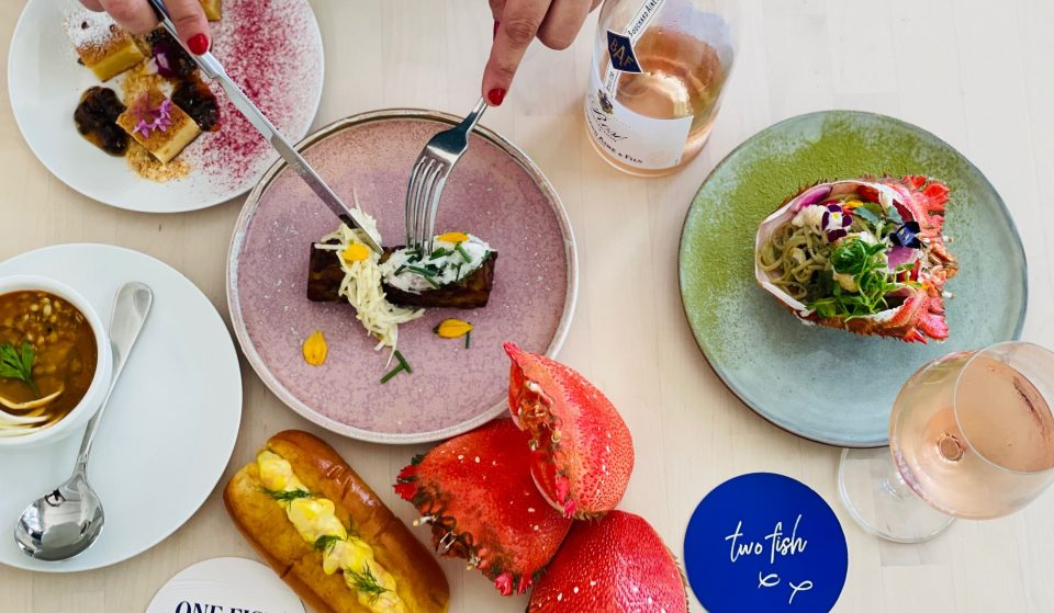 Brisbane, It's Once Again Time To Go Crab And Cray Cray On Weekends · One Fish Two Fish