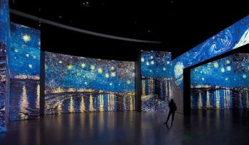 Heads Up: The Immersive, Multi-Sensorial Van Gogh Alive Experience Is Coming To Brisbane