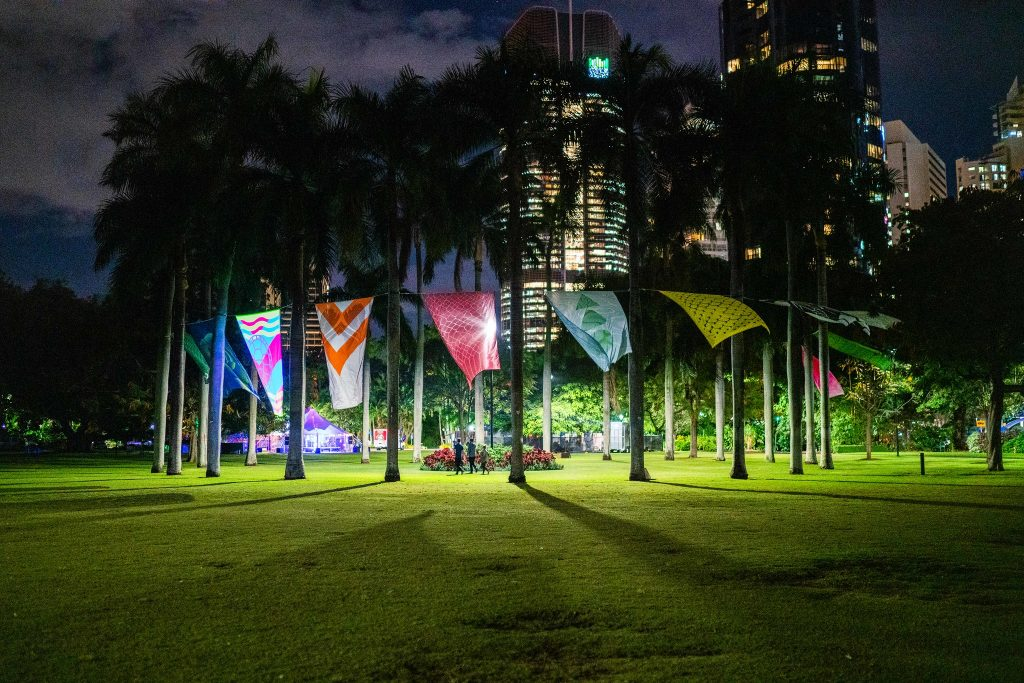 These 9 Artists Will Be Taking Over Brisbane's Botanic Gardens Next Month With Projections, Installations And Interactive Artworks