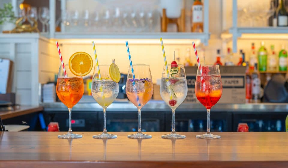 It's Fish And Spritz Time From The End Of October At This Foodie Favourite · One Fish Two Fish