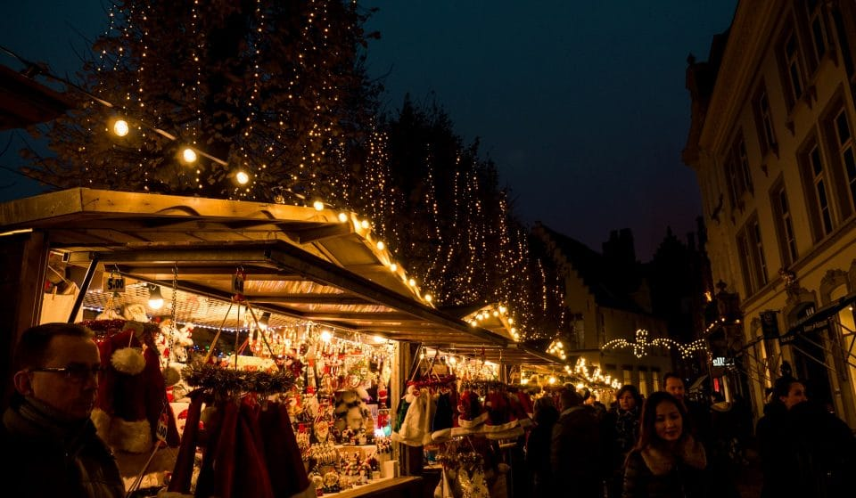 Sip On Mulled Wine, Shop At Specially-Curated Stalls And Sit Down To A Gourmet Meal At This Winter Market
