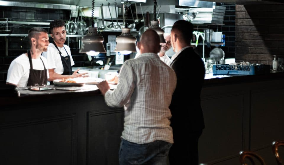 You'll Get To Hear From The Head Chef Himself At This Unique Restaurant Experience · Eterna