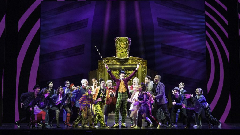 The Hit Musical Charlie And The Chocolate Factory Opens In September