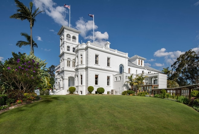 Government House Is Open To Visitors This June And You Can Picnic In Its Historic Gardens