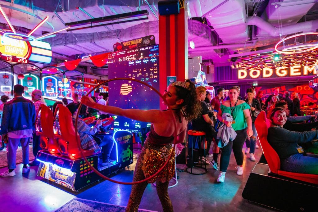 Archie Brothers Is Hosting An Adults-Only Circus Party Every Month