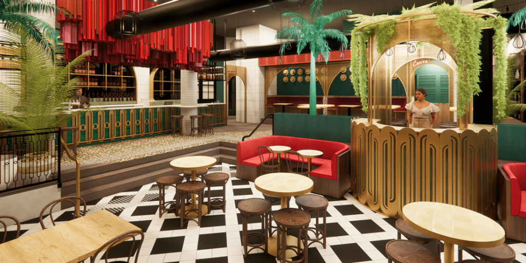 Brunswick Street Is Getting A Cuban-Inspired Bar And This Is How You Can Get Down On Opening Night · Hey Chica!