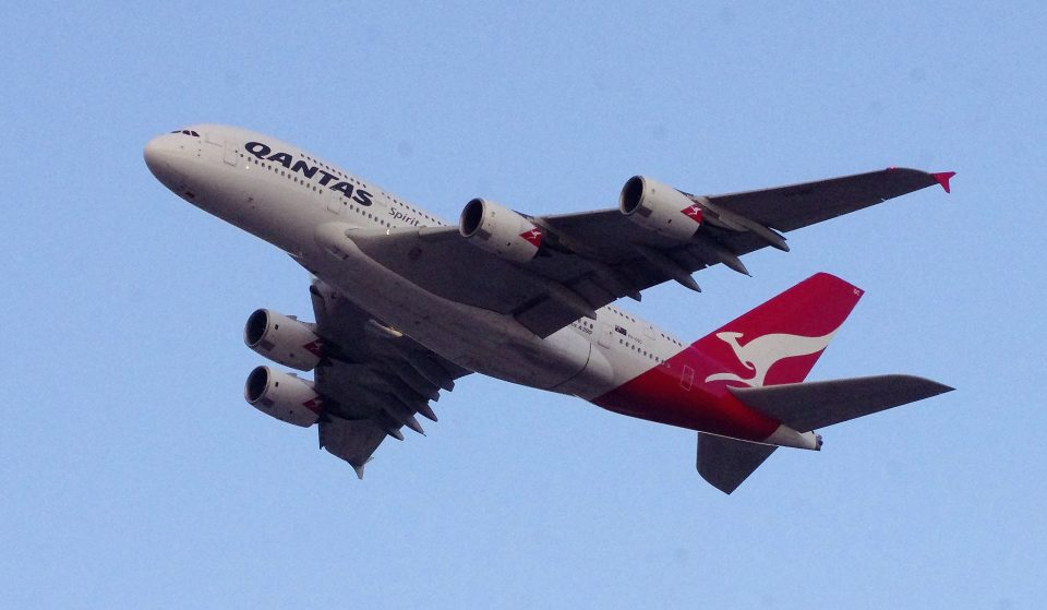 Qantas Is Giving Away Free Flights And Status Credits To Fully Vaccinated Australians