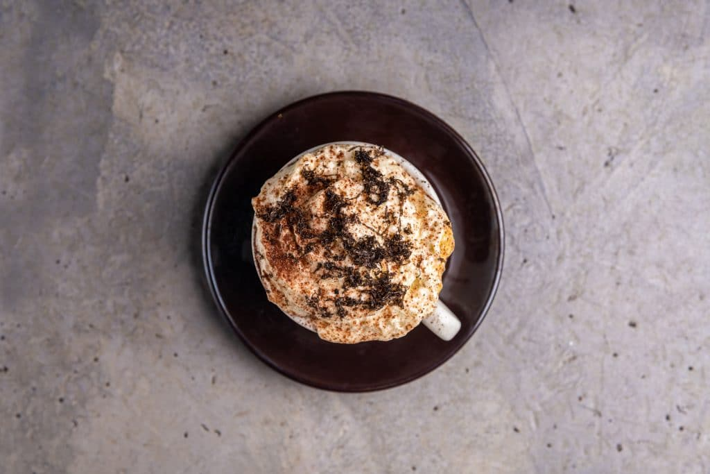 This Cafe Is Doing A Truffle Cappuccino And You Know You Want To Try It