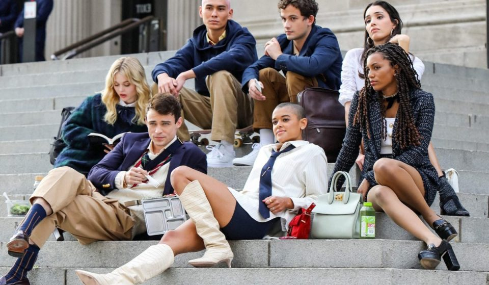 Drop Whatever You Are Doing, The Gossip Girl Reboot Is Here