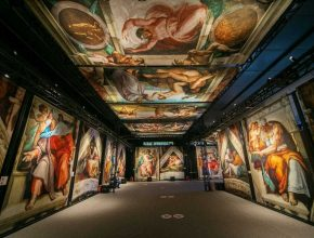 Tickets To The Michelangelo Sistine Chapel Exhibition Are On Sale Now