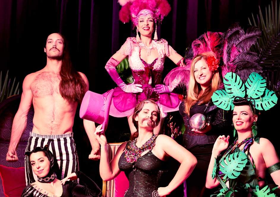 Treat Yourself To A Visual Feast With Tricks, Treats And Circus Feats