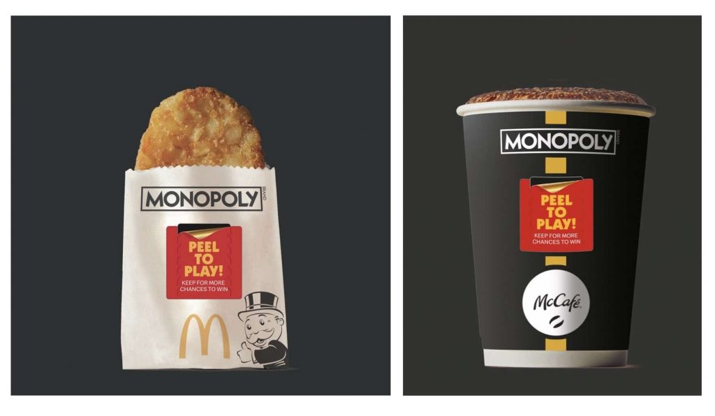 Macca's Monopoly Is Making A Return With Some Super Exciting Prizes On Offer