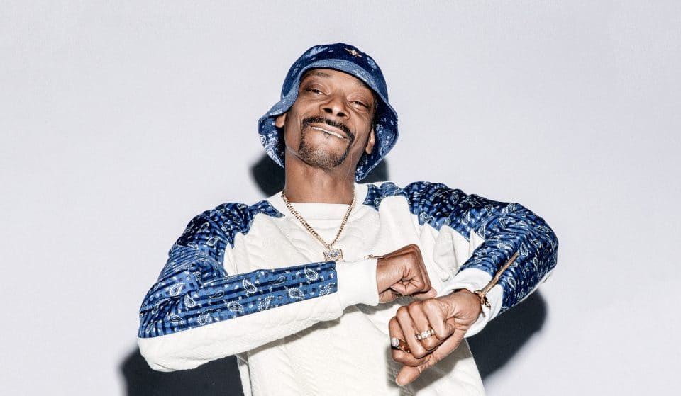 Hip-Hop Legend And All Round Dope Dude Snoop Dogg Is Doing An Australian Tour In 2022