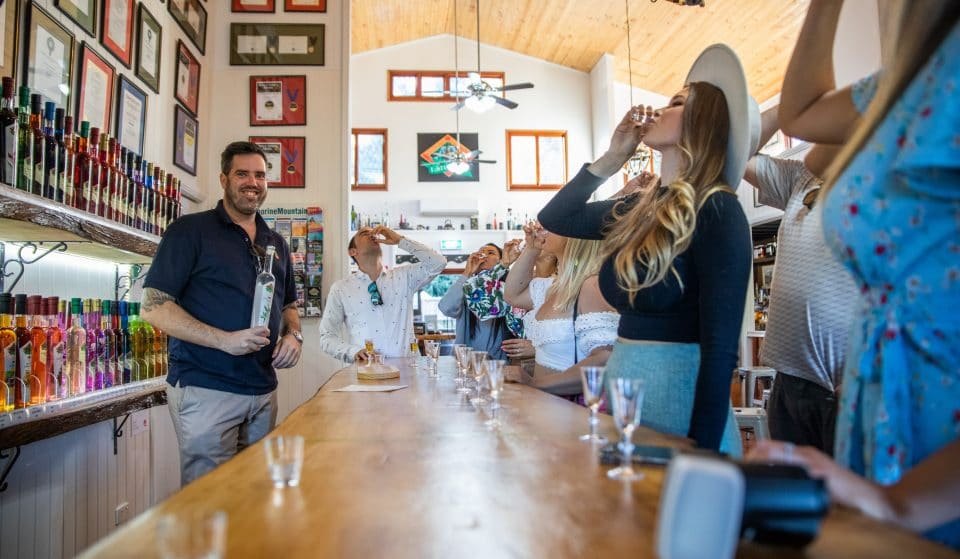 Visit These Mt Tamborine Wineries On A Chauffeured Tour Including Scenic Sights And Lunch