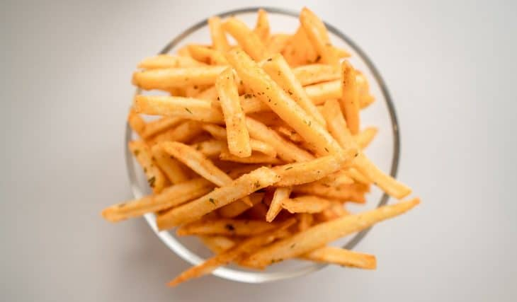 You Can Get Free Chips From Lord Of The Fries With Proof Of Vaccination