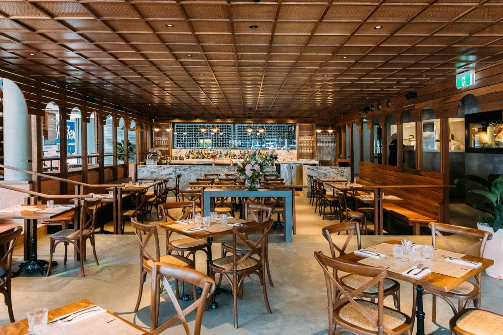 James Street Has A New Italian Joint But This One Is All About The Aperitivo · Bar Tano