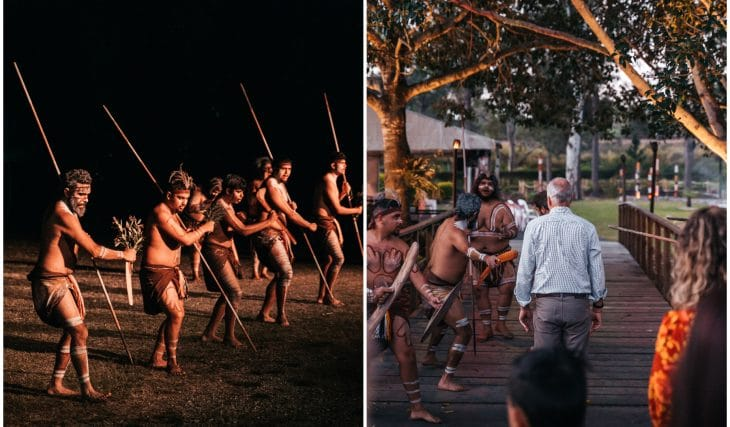 Indigenous Culture And Australian History Come Together In This Dinner And Show Immersive Production