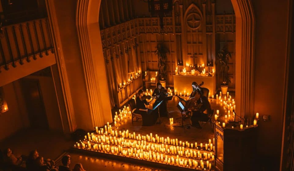 These Gorgeous Classical Concerts By Candlelight Are Coming To Bristol
