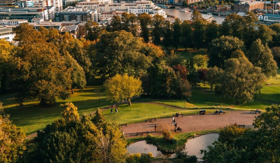 Literally Just 16 Photos of Bristol Looking Awesome In Autumn