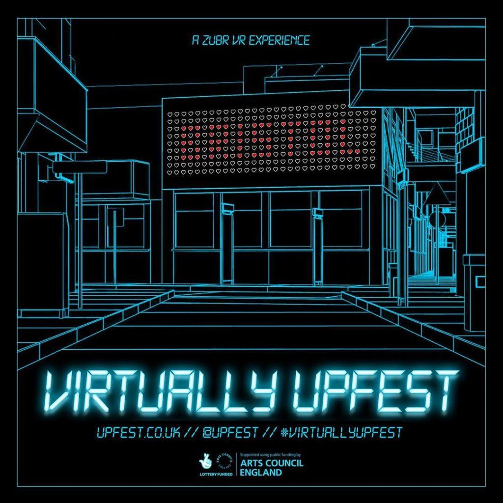 virtually upfest