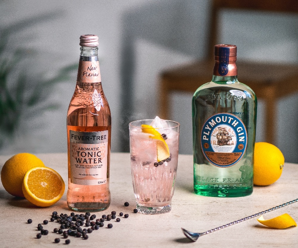 The Coast Comes To You With This Plymouth Gin Seafood & Cocktails Cooking Class