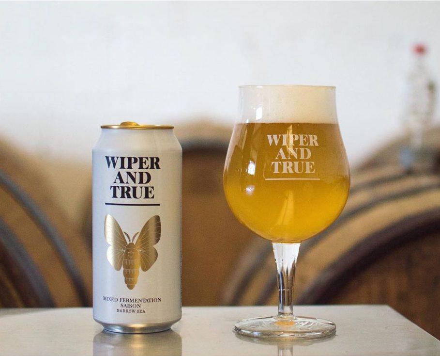 wiper and true brewery bristol glass