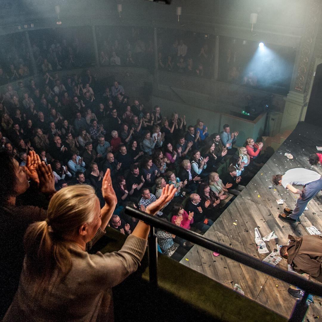 bristol old vic stage