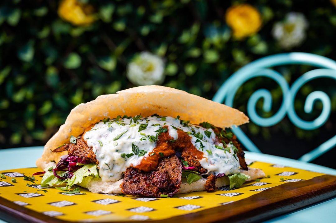 vegan kebab koocha bristol