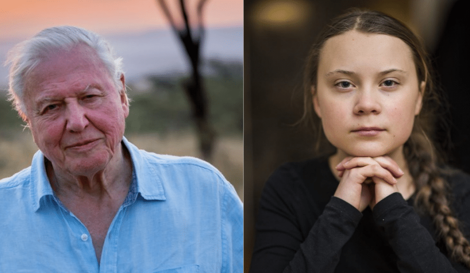 Sir David Attenborough And Greta Thunberg Are Headlining An Event Together For The First Time