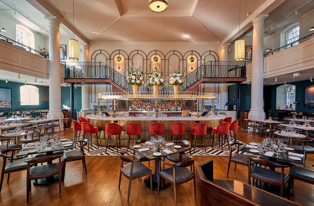 klosterhaus bristol restaurant
