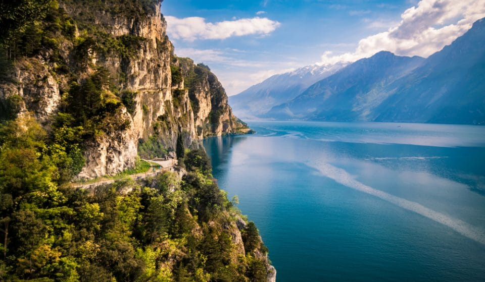 A New Bike Trail Will Allow You To Cycle Around Beautiful Lake Garda