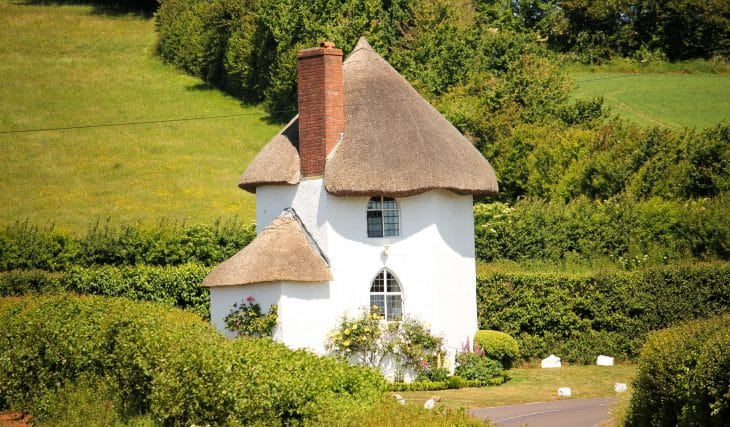 The Story Behind This Cute Round House In Stanton Drew
