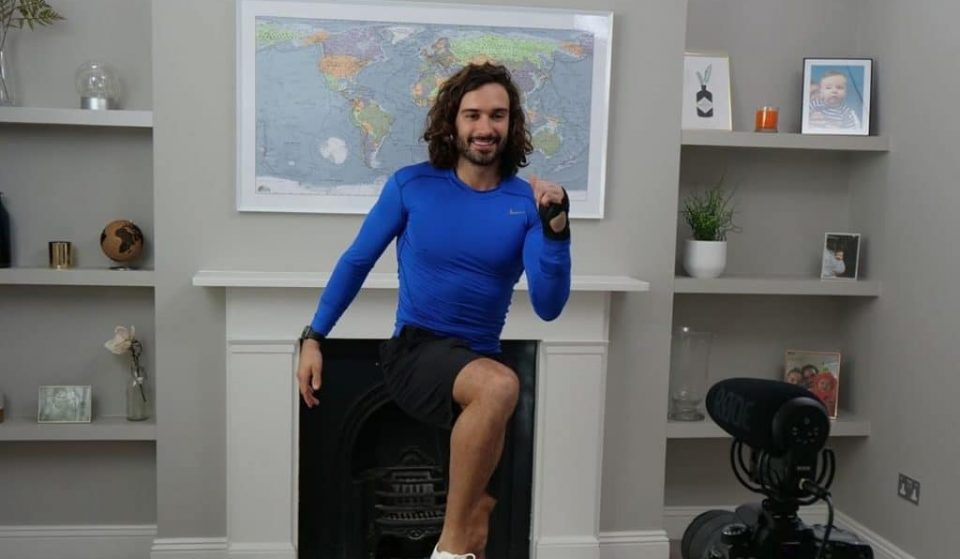 Joe Wicks Will Return With New Fitness Classes During The January Lockdown