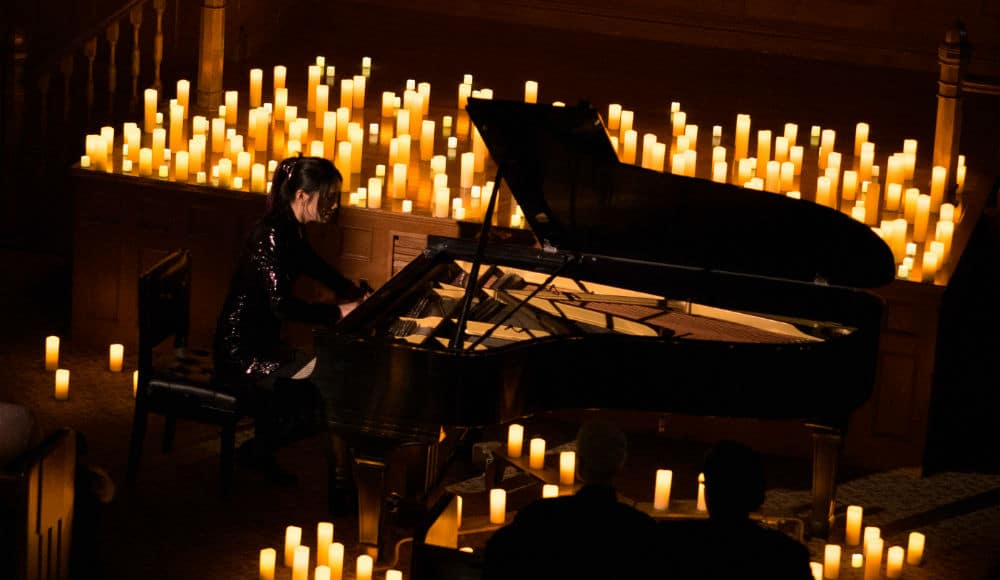 candlelight concerts composers