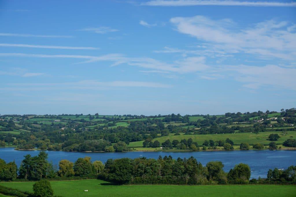 cheddar bristol reservoirs lakes