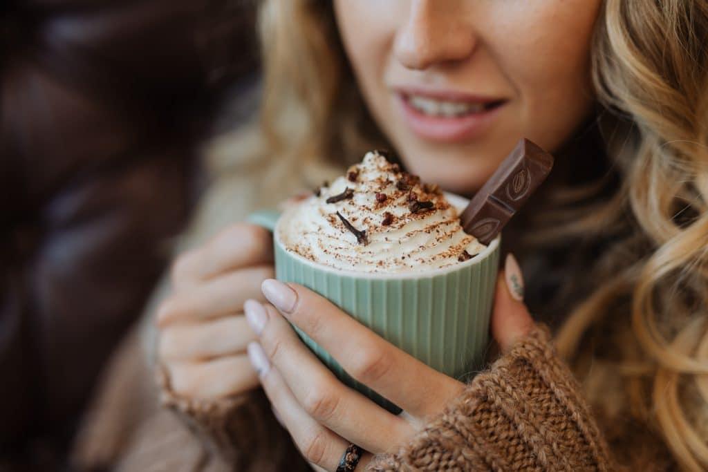 hot chocolate study