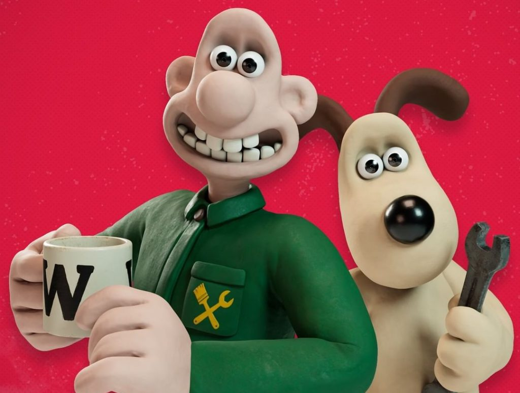wallace and gromit big fix up